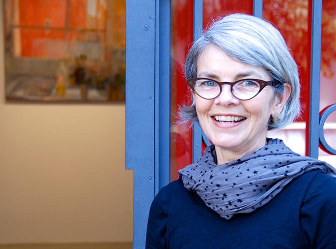 Diane Appleby's portrait